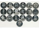 Юбилейные монеты СССР пруф