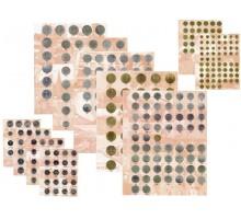 Разделители для юбилейных и разменных монет СССР