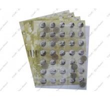 Комплект разделителей 25 центов США с изображением 140 квотеров