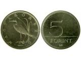 Венгрия 5 форинтов 2012-2020