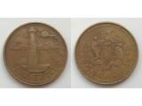 Барбадос 5 центов 1973-2007