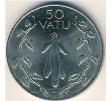 Вануату 50 вату 1983-2009