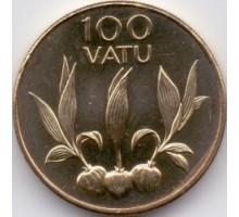 Вануату 100 вату 1988-2008