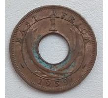 Восточная Африка 1 цент 1959