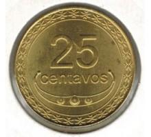 Восточный Тимор 25 сентаво 2003-2013