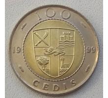 Гана 100 седи 1991-1999