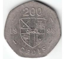 Гана 200 седи 1996-1998