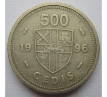 Гана 500 седи 1996-1998