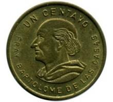 Гватемала 1 сентаво 1974-1995