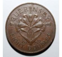 Гернси 8 дублей 1959