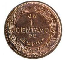 Гондурас 1 сентаво 1974-1998