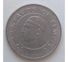 Гондурас 50 сентаво 1995-2014