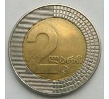 Грузия 2 лари 2006