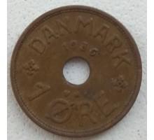 Дания 1 эре 1936