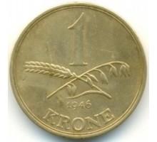 Дания 1 крона 1942-1947