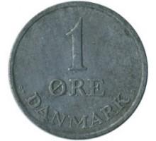 Дания 1 эре 1948-1972