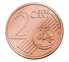 2 евроцента. Список внутри
