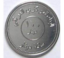 Ирак 100 динаров 2004