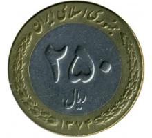 Иран 250 риалов 1993-2003