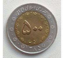 Иран 500 риалов 2004-2006