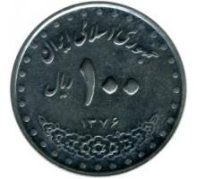 Иран 100 риалов 1993-2003