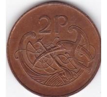 Ирландия 2 пенса 1971-1988