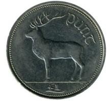 Ирландия 1 фунт 1990-2000