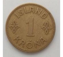 Исландия 1 крона 1925