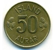 Исландия 50 эйре 1969-1974