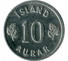 Исландия 10 эйре 1970-1974