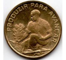 Кабо-Верде 2,5 эскудо 1977-1982