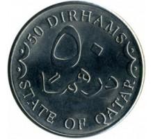 Катар 50 дирхамов 2008-2012