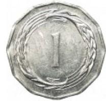 Кипр 1 миль 1963-1972