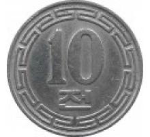 Северная Корея 10 чон 1959