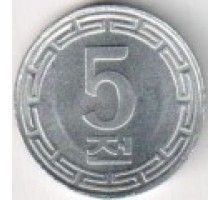 Северная Корея 5 чон 1959-1974