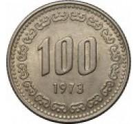 Южная Корея 100 вон 1970-1982