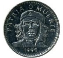 Куба 3 песо 1992-2002