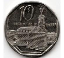 Куба 10 сентаво 1994-2018