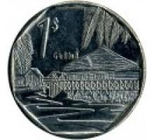 Куба 1 песо 1994-2016