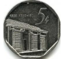 Куба 5 сентаво 1994-2017