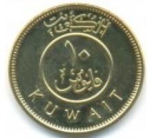 Кувейт 10 филсов 2012-2015