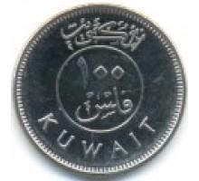 Кувейт 100 филсов 2012-2016