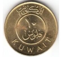 Кувейт 10 филсов 1962-2011