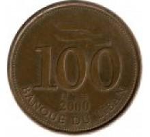 Ливан 100 ливров 1995-2000