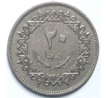 Ливия 20 дирхамов 1979
