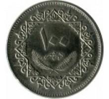 Ливия 100 дирхамов 1975