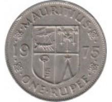 Маврикий 1 рупия 1956-1978