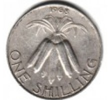 Малави 1 шиллинг 1964 - 1968