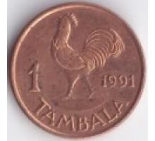 Малави 1 тамбала 1984-1994