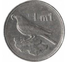 Мальта 1 лира 1991-2007